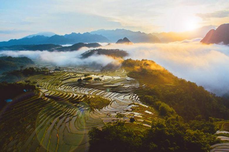 Hà Nội - Mai Châu - Pù Luông 3N2Đ