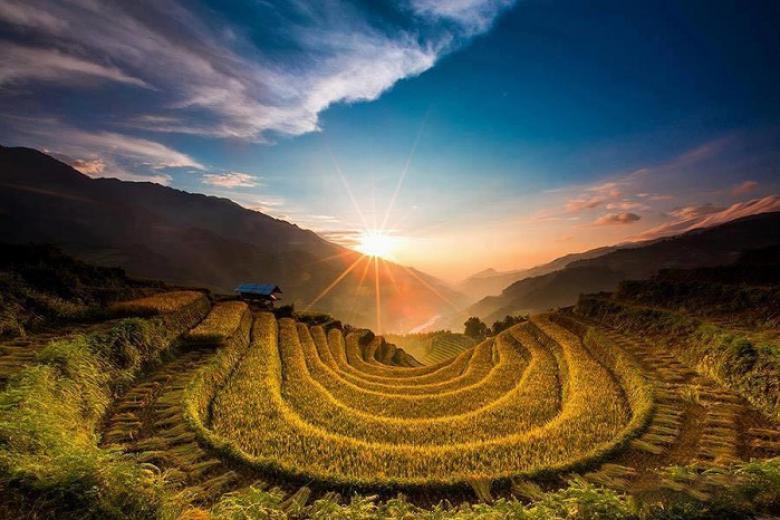 Hà Nội - Mù Cang Chải - Đèo Khau Phạ - Tú Lệ - Trạm Tấu 3N2Đ