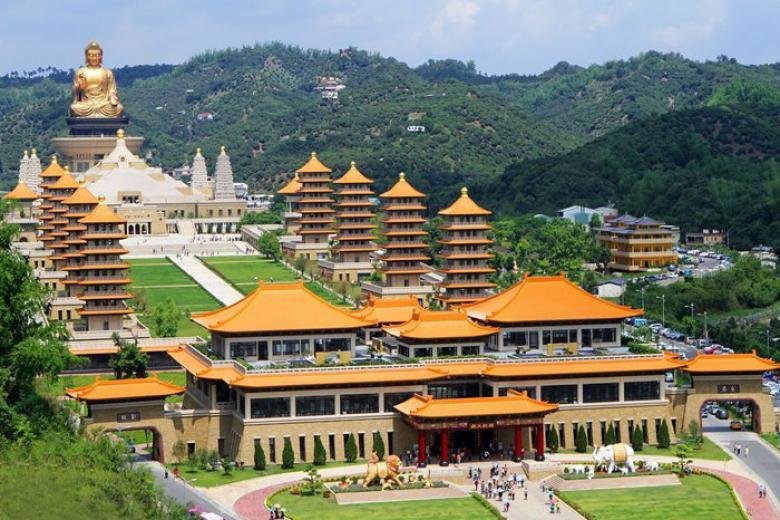 Quy Nhơn - HCM - Đài Bắc - Đài Trung - Gia Nghĩa - Cao Hùng - 5N4Đ, Bay Vietjet Air