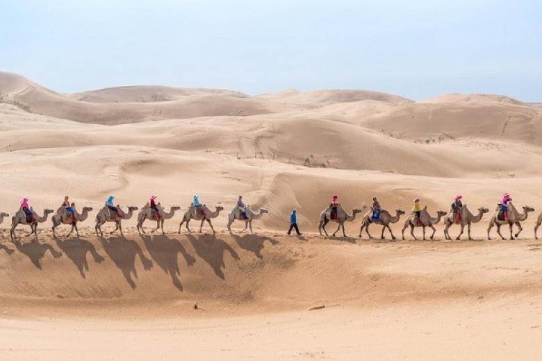 Cần Thơ - Nội Mông Cổ - Theo Vó Ngựa Thành Cát Tư Hãn 4N3Đ