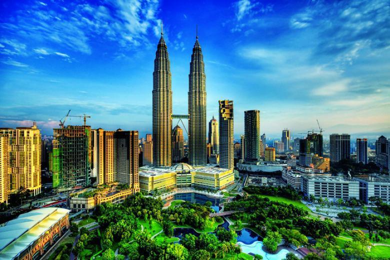Cần Thơ - HCM - Singapore - Malaysia 6N5Đ Bay Vietjet