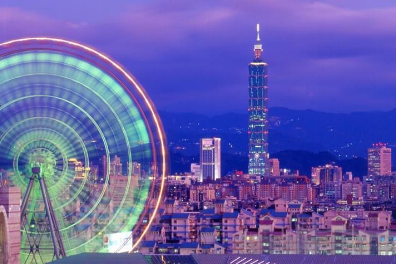 tháp Taipei 101