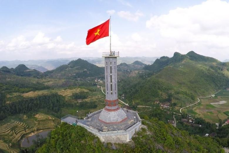 Cột cờ Hà Giang