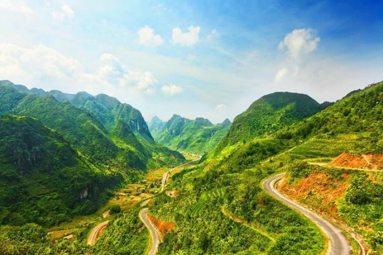 Núi đồi Hà Giang