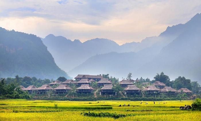 Du lịch các tỉnh Đông Tây Bắc Bộ: Thung lũng Mai Châu