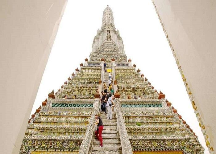 chùa Bình Minh Wat Arun