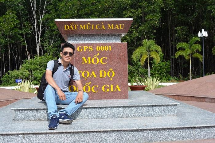 Mốc tọa độ quốc gia – GPS 0001