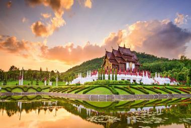 Cần Thơ - HCM - Chiang Mai - Chiang Rai 4N3Đ