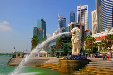 Cần Thơ - Singapore 4N3Đ + Bay Vietjet Air/Scoot Air