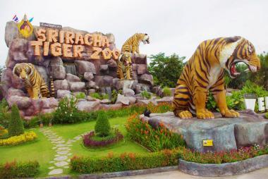 Hải Phòng - Bangkok - Pattaya 5N4Đ Bay Vietjet Air