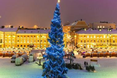 Hà Nội - Phần Lan - Thụy Điển - Na Uy - Đan Mạch 9N8Đ - Bay Turkey Airlines