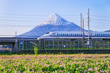 Liên Tuyến Nhật - Brunei : HCM - Brunei - Tokyo - Núi Phú Sĩ 4N Bay Brunei Ariline