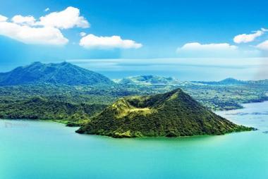 Cần Thơ - HCM - Thủ Đô Manila - Thác Pagsanjan - Núi Lửa Tagaytay 4N4Đ Bay Cebu Pacific
