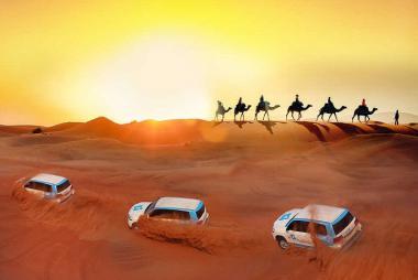 Du Lịch Dubai: HCM - Dubai - Abu Dhabi 5N Bay Emirates Airlines