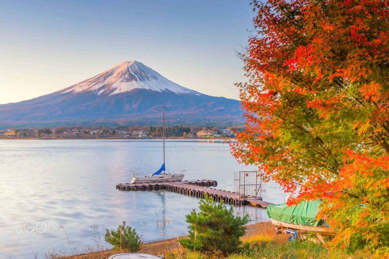 HCM - Kyoto - Kobe - Nagoya - Yamanashi - Tokyo 6N5Đ