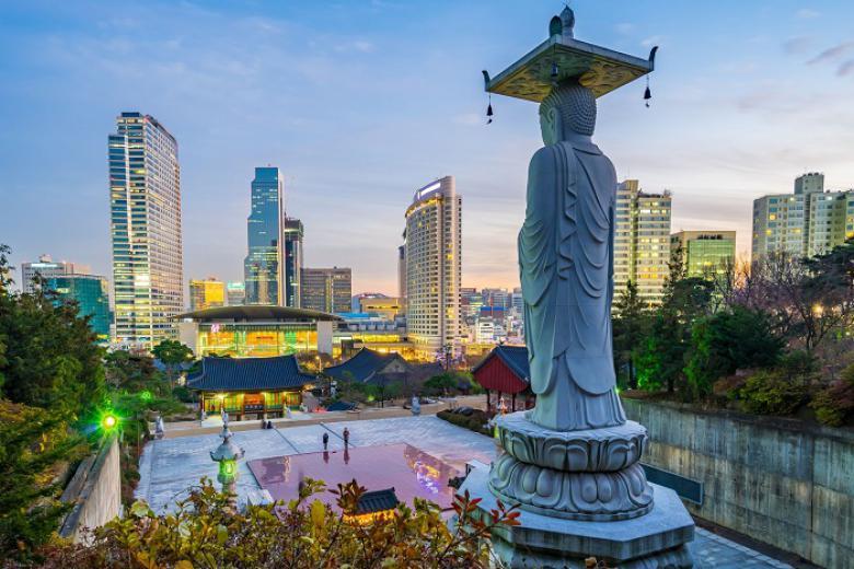 Quy Nhơn - Hong Kong - Seoul - Nami - Everland 6N