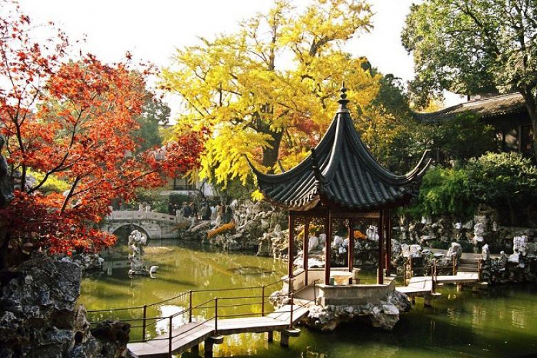 HCM - Bắc Kinh - Tô Châu - Hàng Châu - Thượng Hải 7N6Đ