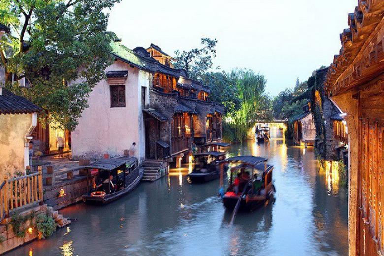 Quy Nhơn - HCM - Thượng Hải - Tây Đường Cổ Trấn - Hàn Quốc 7N6Đ