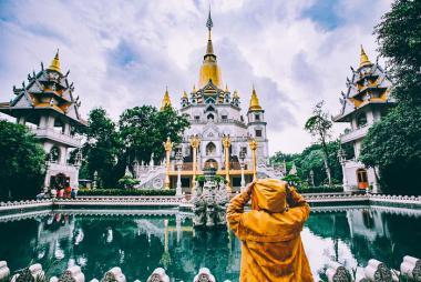 HCM - Chùa Bửu Long - Tu viện Khánh An - Khu du lịch Bửu Long 1 Ngày
