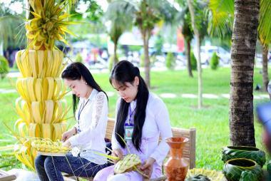 HCM - Lễ hội dừa Bến Tre