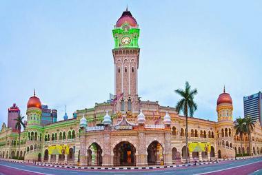 HCM - Singapore - Malaysia 6N5Đ