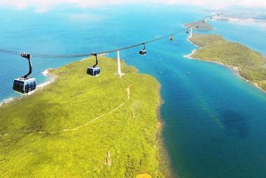 HCM - Tour Tham Quan 4 Đảo Phú Quốc - Cáp Treo Hòn Thơm 3N2Đ + Bay Vietjet Air