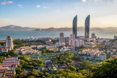 Hải Phòng - Nam Ninh - Hạ Môn - Tuyền Châu - Thổ Lầu - Cổ Lăng Tự 6N5Đ