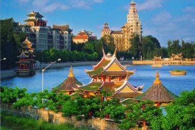 Hà Nội - Nam Ninh - Hạ Môn - Tuyền Châu - Thổ Lầu - Cổ Lăng Tự 6N5Đ