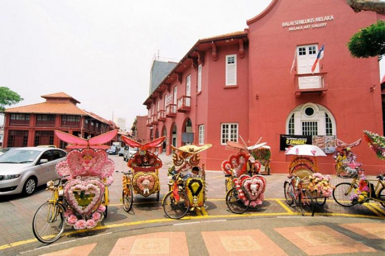 Thành phố Malacca