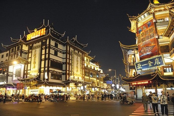 Tour Bắc Kinh Thượng Hải 5 ngày 4 đêm từ Đà Nẵng