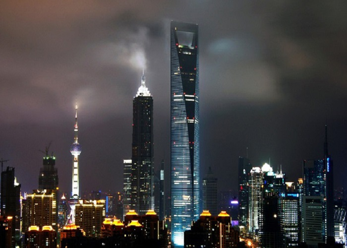 thành phố Quảng Châu hoa lệ về đêm