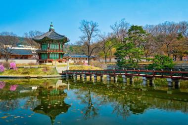 HCM - Seoul - Nami - Everland Bắc Kinh 7N6Đ - Bay China Southern Airlines