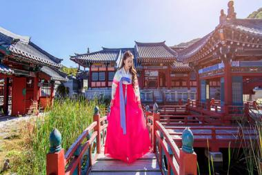 HCM - Seoul – Everland – Đảo Nami 5N4Đ Bay Vietjet