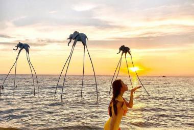Landtour Phú Quốc 3N2Đ - Tặng Vé Sunset Sanato