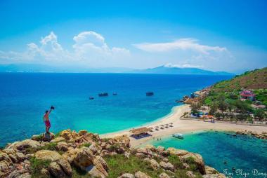 Tour Đảo Yến - Hòn Nội 1 Ngày