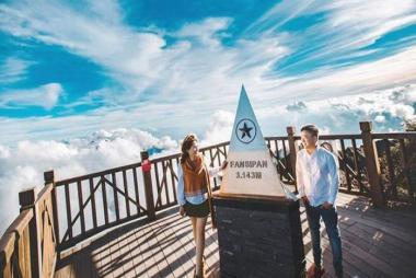 Hà Nội - Sapa 3N2Đ Cầu Kính Rồng Mây - Chinh Phục Đỉnh Fansipan