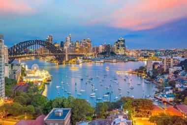 Hà Nội - Sydney - Canberra - Melbourne 7N6Đ - Bay Vietnam Airlines