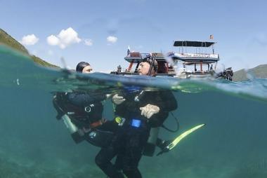 Landtour Khóa Học Lặn Biển Căn Bản Tại Nha Trang 3 Ngày