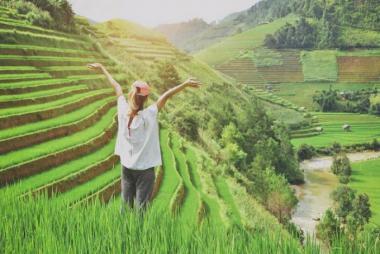 Tour Sa Pa - Lao Chải - Tả Van 1 Ngày