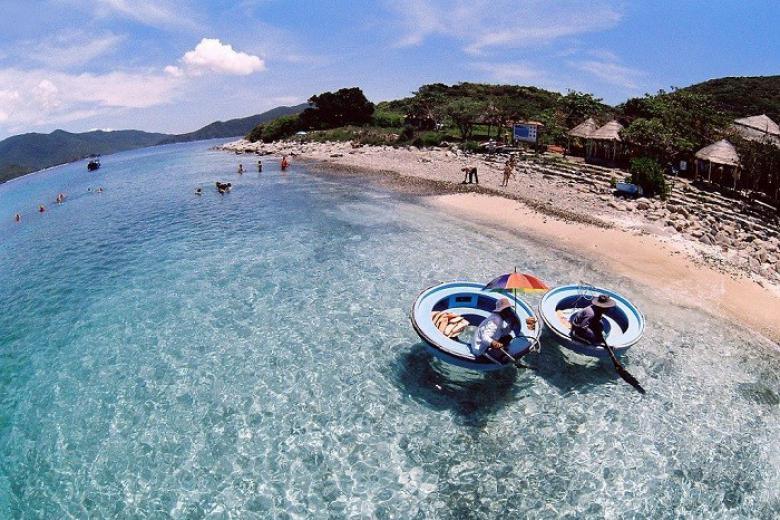 Tour 4 Đảo Nha Trang 1 Ngày