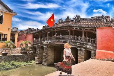 HCM - Huế - Động Thiên Đường - Đà Nẵng - Bà Nà - Hội An 4N3Đ Bay Vietjet Air, KS 3*