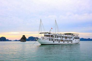 Hà Nội - Hạ Long - Du Thuyền Oriental Sails 3* 2N1Đ