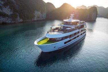 Hà Nội - Hạ Long - Du Thuyền Stellar Of The Seas 4* 2N1Đ