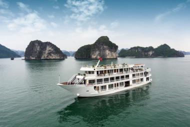 Hà Nội - Hạ Long - Du Thuyền Alisa 5* 2N1Đ