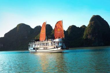 Landtour Hạ Long 3N2Đ - Du Thuyền Apricot 3 Sao