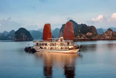 Landtour Hạ Long - Cát Bà 3N2Đ - Du Thuyền Apricot 3 Sao