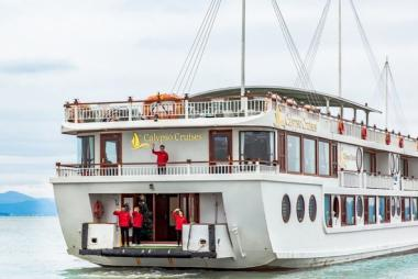Hà Nội - Hạ Long - Du Thuyền Calypso 4* 2N1Đ