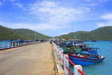 Tour Vũng Tàu - Côn Đảo Bằng Tàu Cao Tốc 5 Sao 2N1Đ