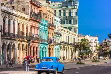 Hà Nôi - Cuba - Canada 13N12Đ