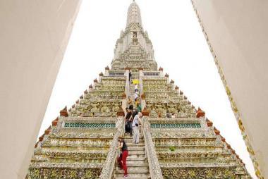 Vinh - Hà Nội - Bangkok - Pattaya 4N3Đ